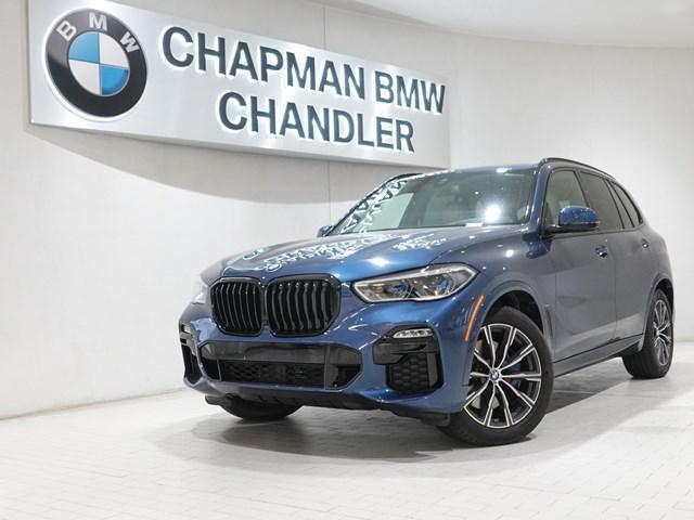 Used 2021 BMW X5 xDrive40i Exec/M-Sport Pkg Nav