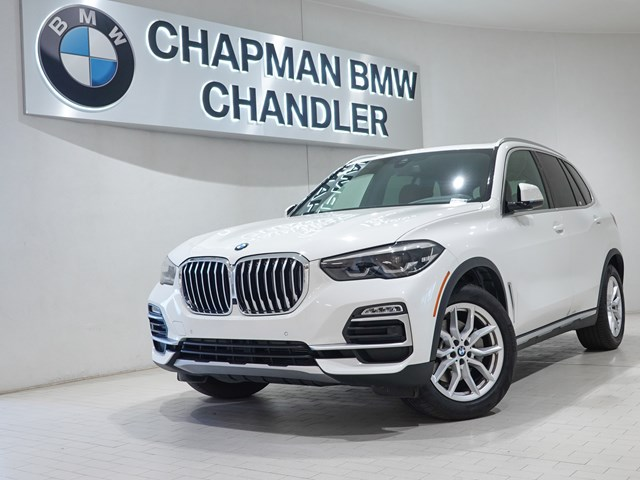 Used 2019 BMW X5 xDrive40i Nav