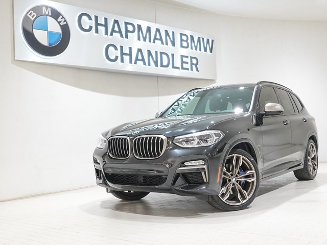 Used 2018 BMW X3 M40i Premium/Executive Pkg Nav