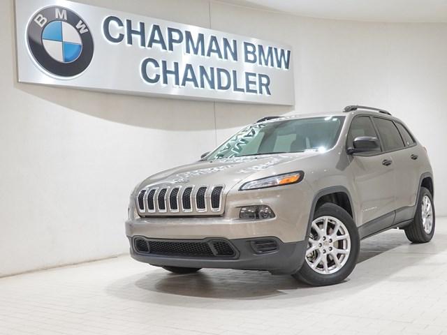 Used 2016 Jeep Cherokee Sport