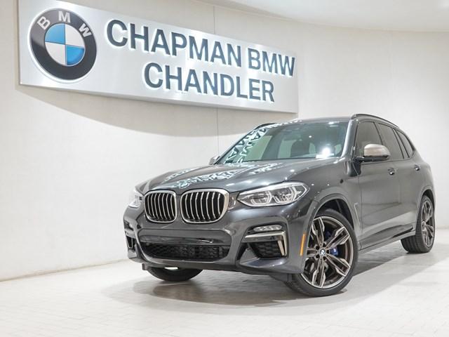 Used 2020 BMW X3 M40i Executive Pkg Nav