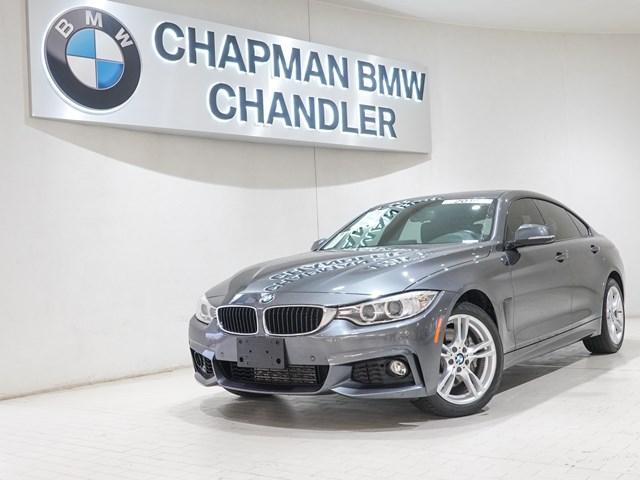 2016 BMW 4-Series 435i xDrive Gran Coupe M-Sport Pkg Nav