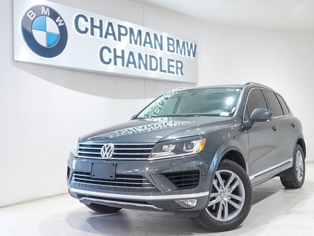 Used 2016 Volkswagen Touareg VR6 Lux