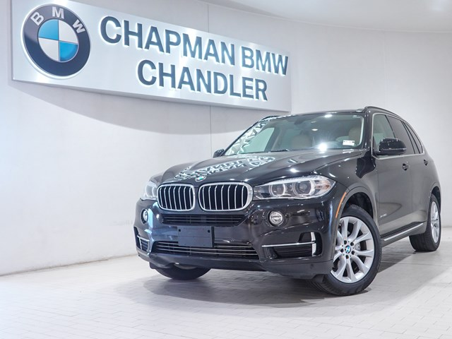 2015 BMW X5 xDrive35i Prem/Luxury Pkg Nav