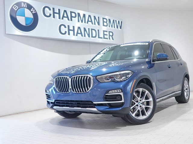 Certified Pre-Owned 2019 BMW X5 xDrive40i Nav