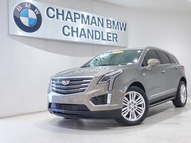 Used 2018 Cadillac XT5 Premium Luxury