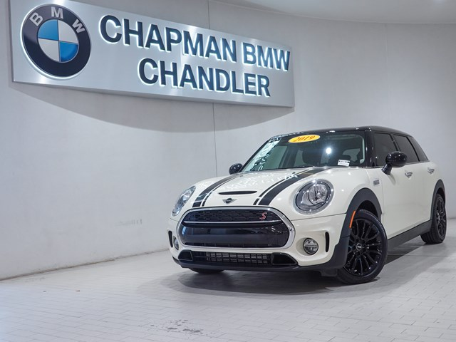 Used 2019 MINI Cooper S Clubman