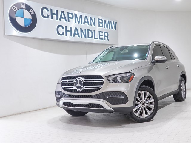 Used 2020 Mercedes-Benz GLE-Class GLE 350 4MATIC