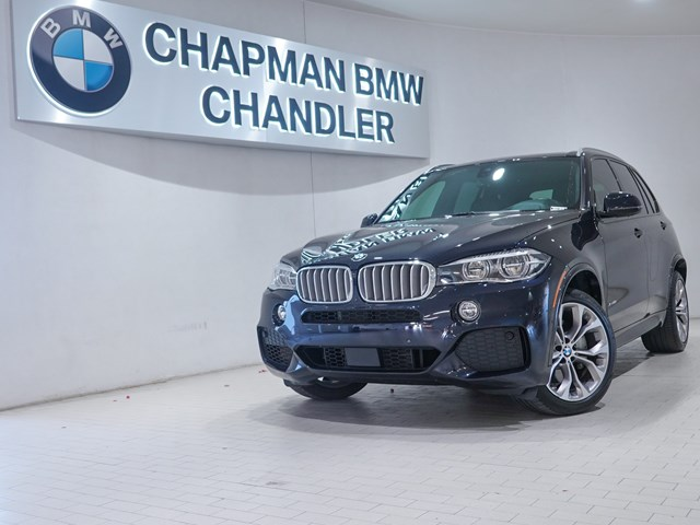 2018 BMW X5 xDrive50i Executive/M Sport Pkg Nav