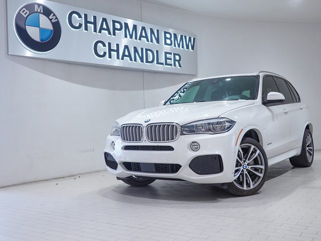 Certified Pre-Owned 2017 BMW X5 xDrive50i M-Sport Pkg Nav