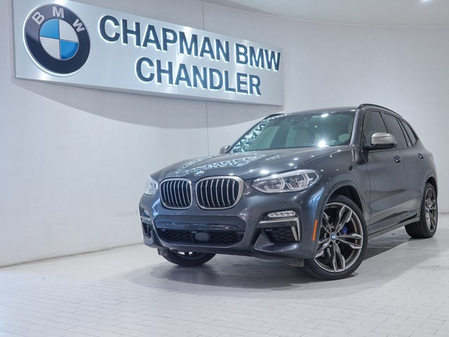 2019 BMW X3 M40i Premium/Executive Pkg Nav