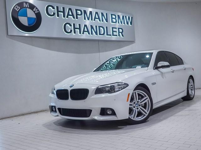 2014 BMW 5-Series 535i M-Sport Pkg Nav