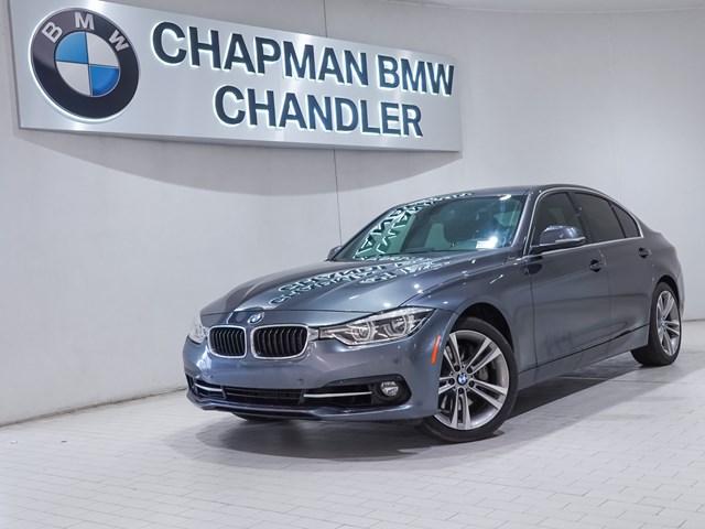 2016 BMW 3-Series 340i Nav