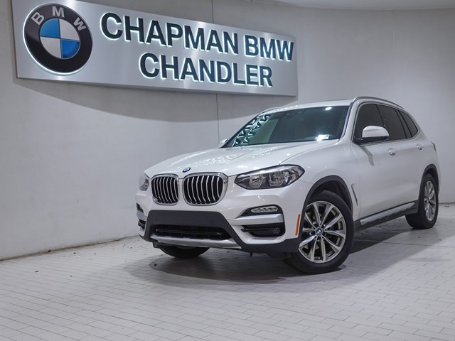 2019 BMW X3 sDrive30i Nav