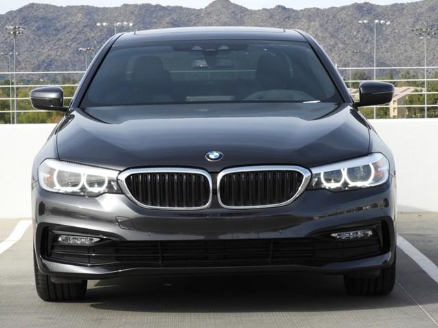 2018 BMW 530i Sedan – Stock #L481001