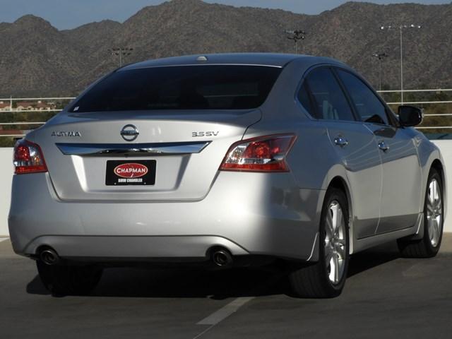 2013 Nissan Altima 3.5 SV Nav