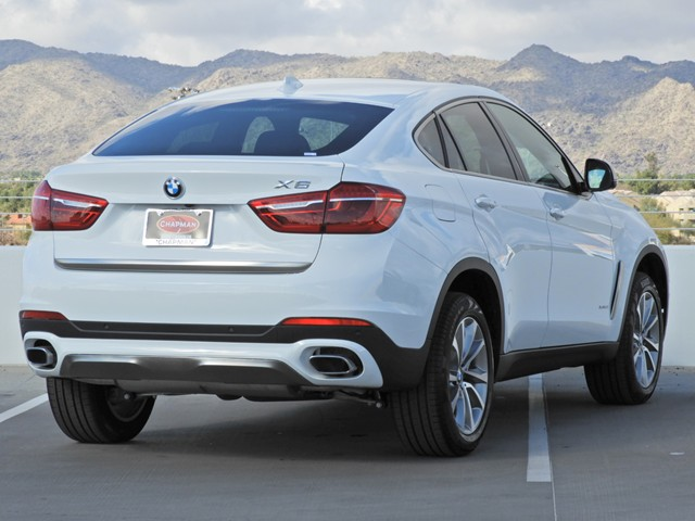 2018 Bmw X6 50i Stock X480621 Chapman Bmw Chandler