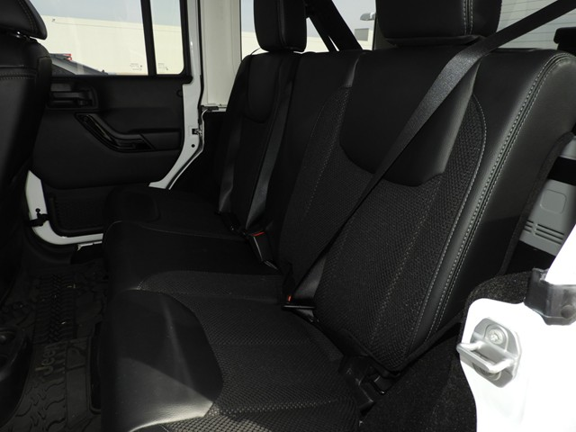 2017 Jeep Wrangler Unlimited Winter Edition – Stock #X480939A