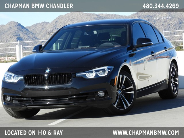 2018 BMW 3-Series Sdn 330i – Stock #X481089A