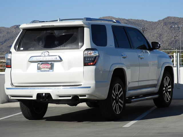 2018 Toyota 4Runner Limited – Stock #X481297A