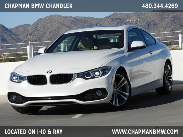 2018 BMW 4-Series 430i Prem Pkg Nav – Stock #X481324A