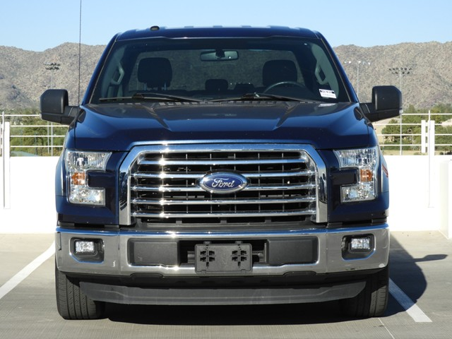 2016 Ford F-150 XLT Crew Cab – Stock #X490205D
