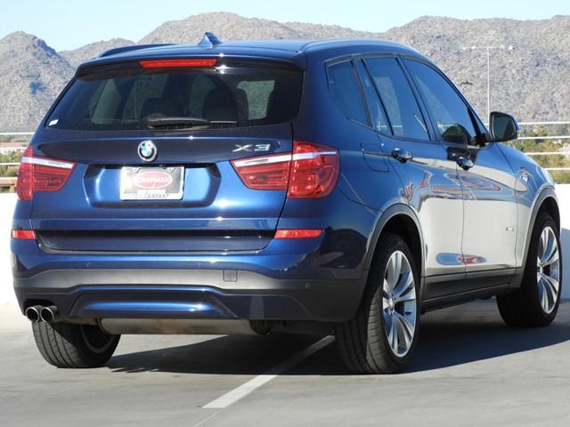 2016 BMW X3 xDrive28i Prem Pkg Nav – Stock #X490423A