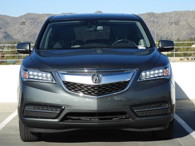 2014 Acura MDX SH-AWD w/Tech Nav – Stock #X490557A