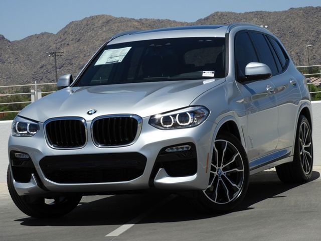 New 2019 BMW X3 sDrive30i - X491071   Chapman Choice