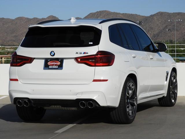 2020 BMW M-Series X3 M