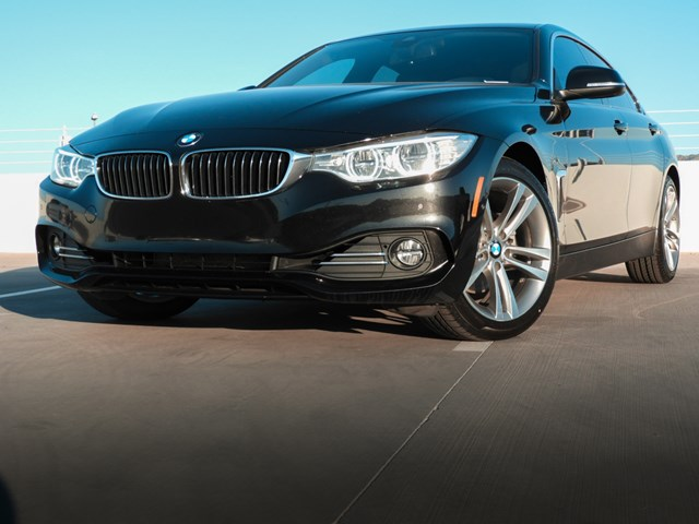 Used 2017 BMW 4-Series 430i Gran Coupe Prem/Luxury Pkg Nav