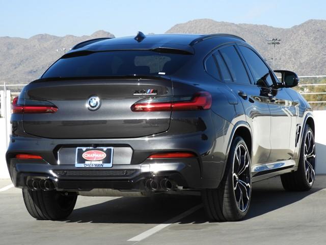 2020 BMW M-Series X4 M