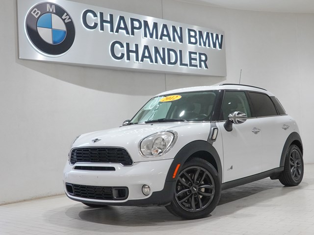 Used 2012 MINI Cooper S Countryman ALL4