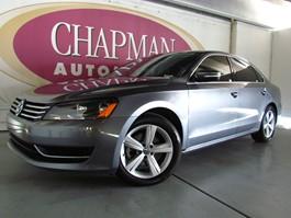 View the 2013 Volkswagen Passat