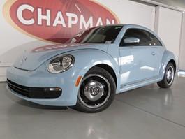View the 2013 Volkswagen Beetle