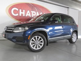 View the 2014 Volkswagen Tiguan