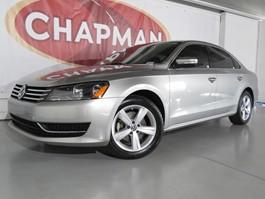 View the 2014 Volkswagen Passat