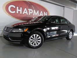 View the 2015 Volkswagen Passat