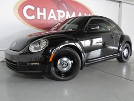 View the 2013 Volkswagen Beetle