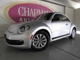 View the 2014 Volkswagen Beetle