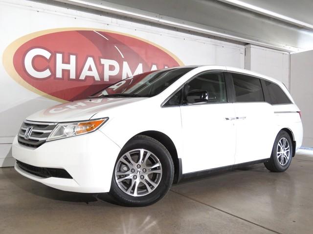 2012 Honda Odyssey EX-L w/Navi