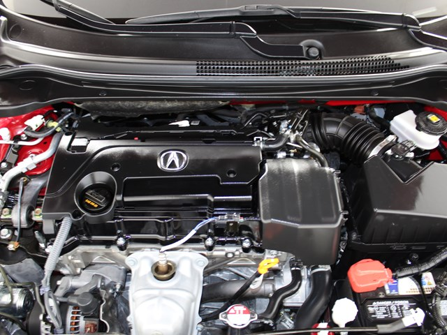 2018 Acura ILX w/Tech w/A-SPEC