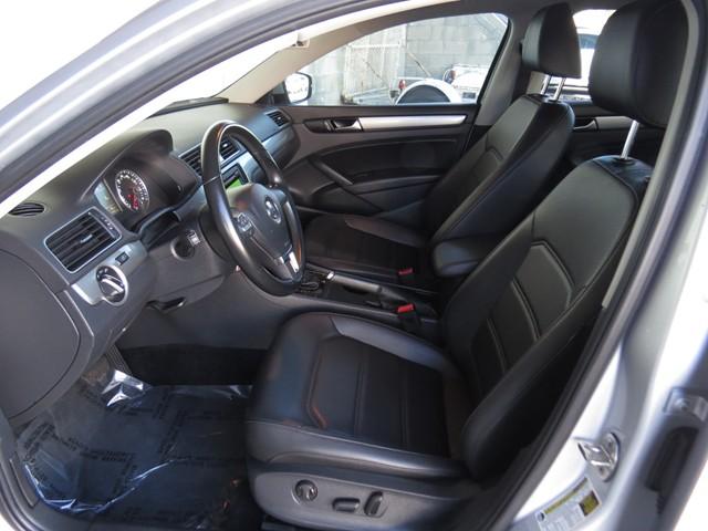 2015 Volkswagen Passat Wolfsburg Edition PZEV – Stock #KV177040