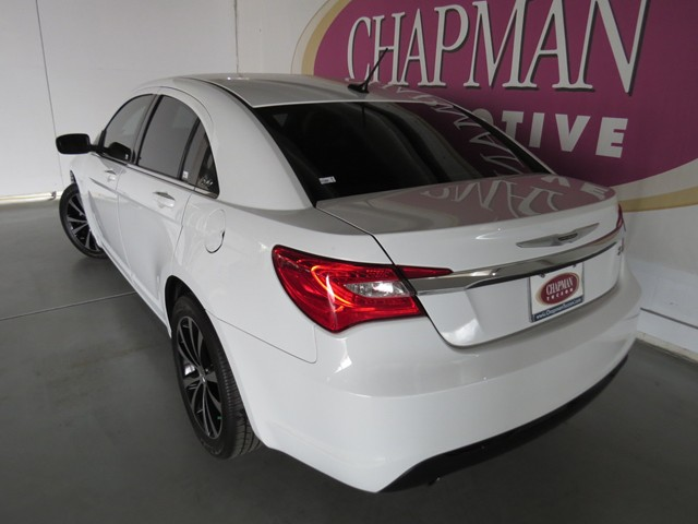 2013 Chrysler 200 Touring – Stock #KV177070