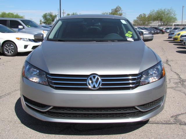 2013 Volkswagen Passat SE Sunroof and Nav – Stock #V1308930
