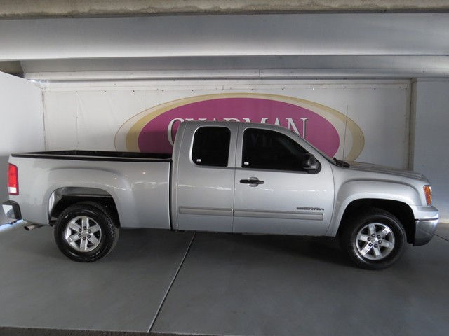 2012 gmc sierra 1500 sle extended cab in tucson stock v1605430b chapman palo verde used. Black Bedroom Furniture Sets. Home Design Ideas