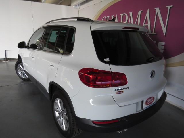 2017 Volkswagen Tiguan 2.0T Wolfsburg Edition – Stock #V1702680