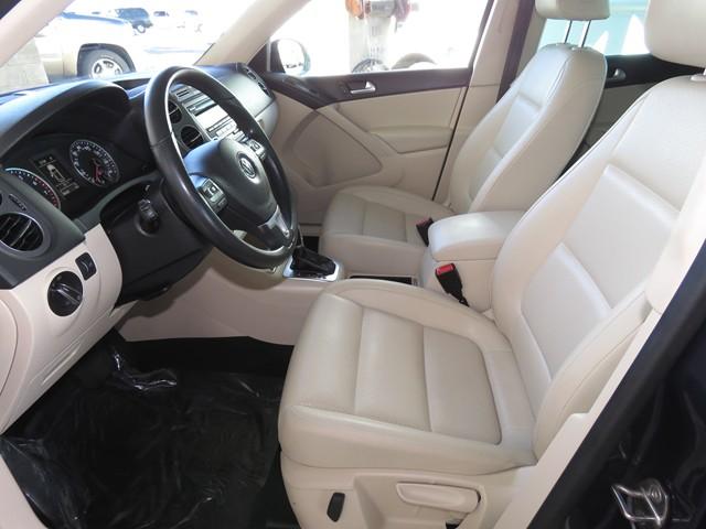 2014 Volkswagen Tiguan SE 4Motion – Stock #V1704100A