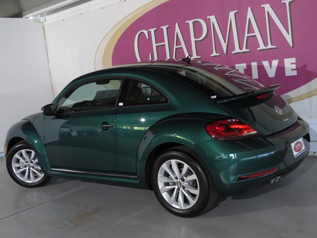 2017 Volkswagen Beetle 1.8T Classic 2dr Coupe in Tucson ...