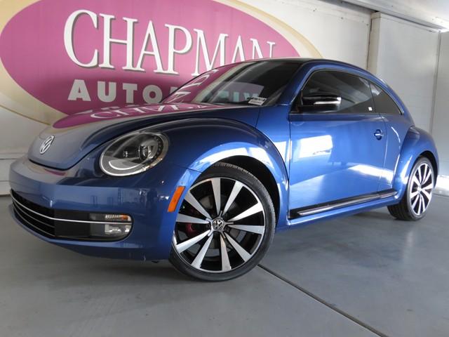 2013 Volkswagen Beetle Turbo PZEV Details